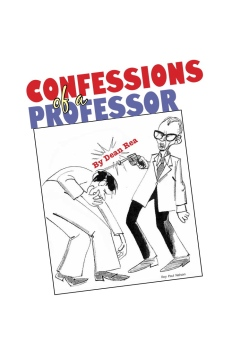 Confessions of a Professor cover