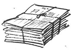 PAPER BUNDLE