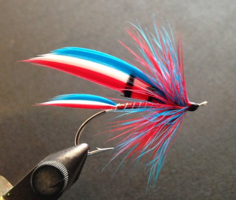 Neal's fly pattern 2017