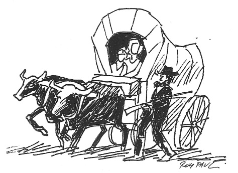 NEW COVERED WAGON